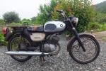 B100★1965年・希少車・旧車・VMX・処分値です。