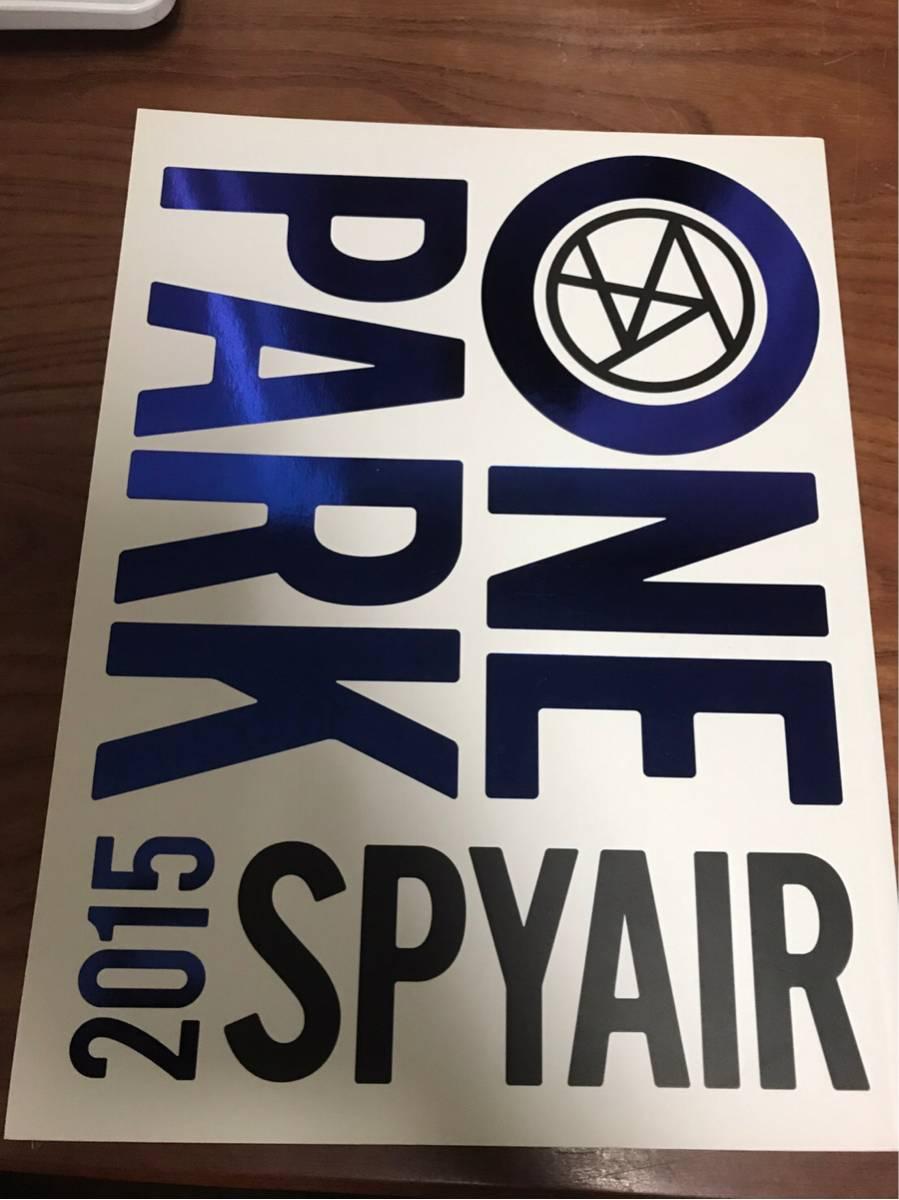 SPYAIR★one park2015