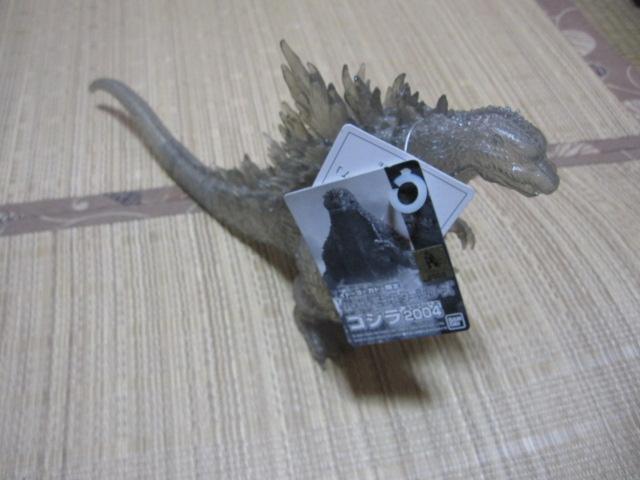 タグ付き★ゴジラ2004イトーヨーカ堂限定★ グッズの画像