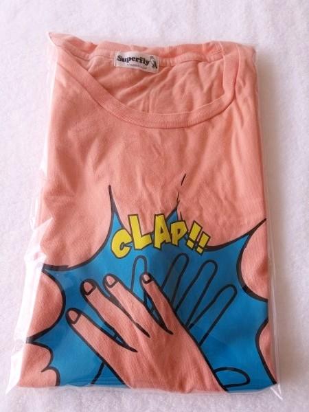 Superfly CLAP Tシャツ スーパーフライ Lサイズ