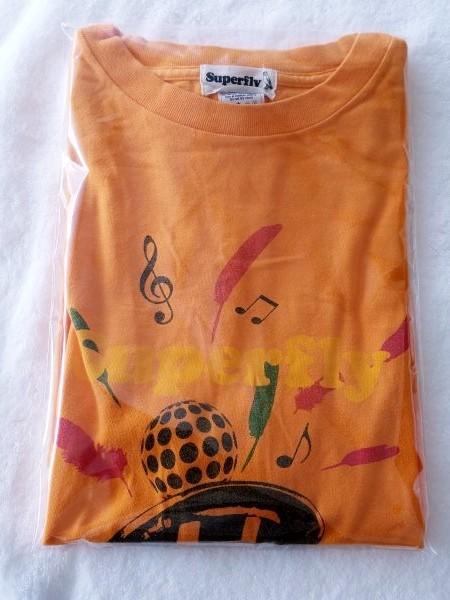 Superfly Tシャツ Box Emotions Tシャツ スーパーフライ