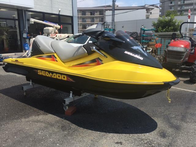 ★大阪発売切★ SEA-DOO  シードゥー GTX 4-TECSC 116アワー エンジンOK!売り切り!