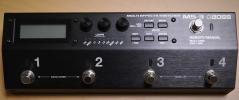 BOSS MS-3 Multi Effects Switcher  スイッチャー機能を備えたマルチエフェクター