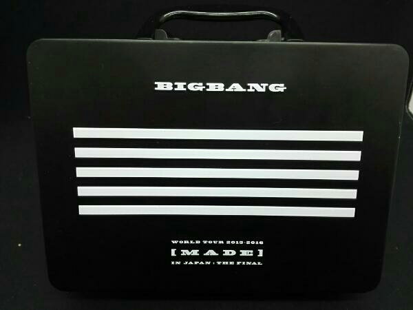 BIGBANG WORLD TOUR 2015~2016 [MADE] IN JAPAN:THE FINAL-DELUXE EDITION-(初回生産限定版) ライブグッズの画像