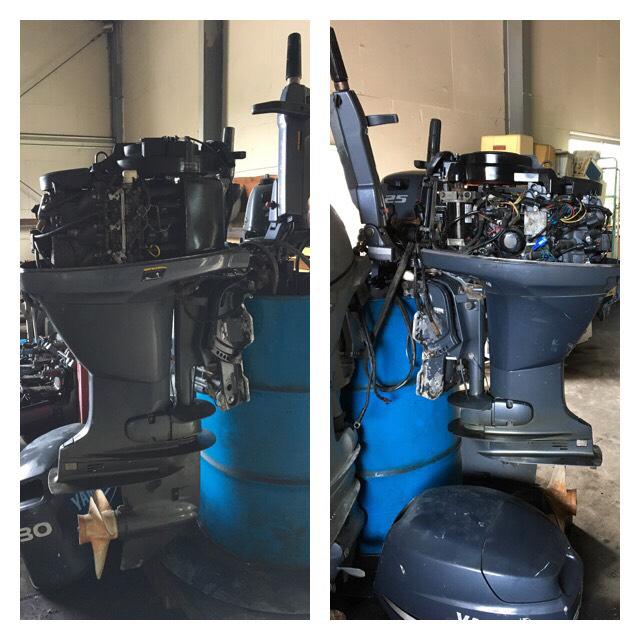 лодочные подвесные моторы 30 лошадиных сил ямаха