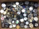 ★ 腕時計 300本 まとめて 大量 セット ★ SEIKO SWATCH 他 まとめ ジャンク品 手巻 自動巻 メンズ レディース ID:A002