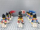 ☆総督軍☆ レゴ ミニフィグ 大量12体 インペリアルソルジャー 兵士 水兵 海兵隊 LEGO 人形 南海の勇者 海賊