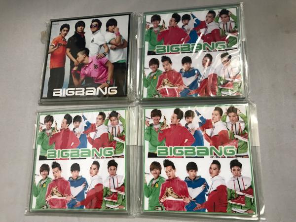 ◆BIG BANG コースター4枚セット◆1516