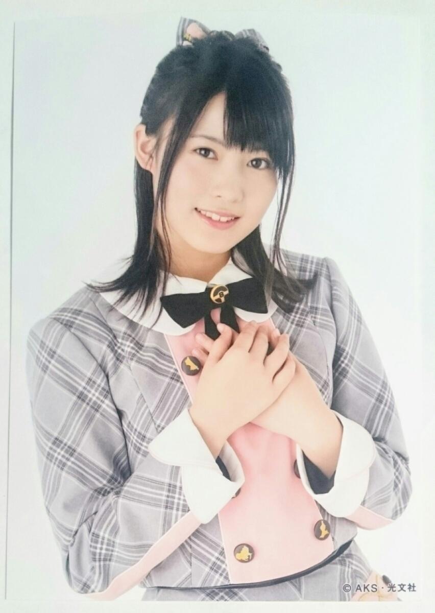 AKB48 チーム8 岡部麟 3nd AnniversaryBook特典生写真 3周年パンフレット アニバーサリーブック Team8 ライブ・総選挙グッズの画像