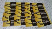 マクドナルド チキンマックナゲット 5ピース無料引換券 20枚セット 定形郵便無料 チキンナゲット マックナゲット ナゲット 無料券