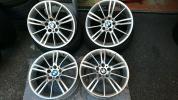 美品 BMW E92 Mスポーツ純正 スタースポーク スタイリング 193M F34 F10 E90 E91 E92