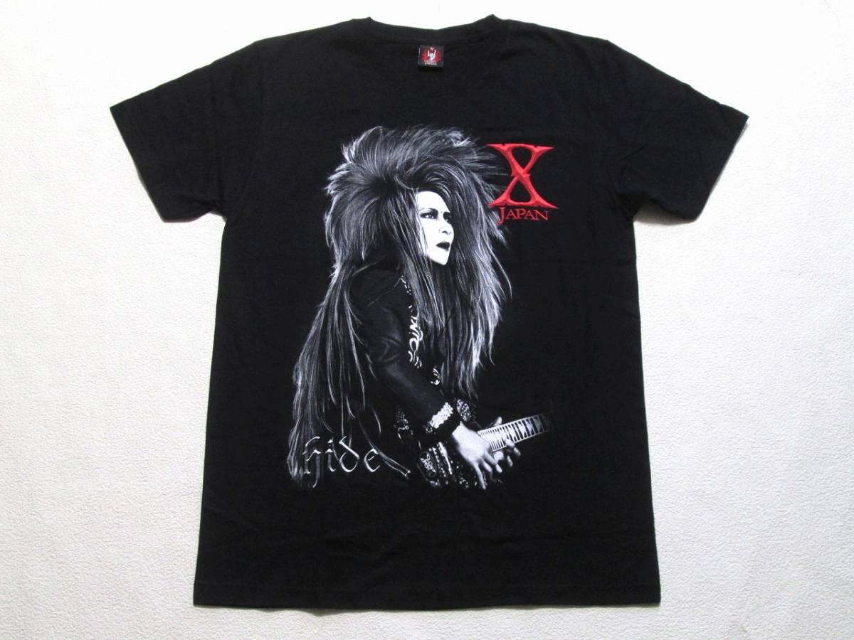 ☆ X JAPAN hide Tシャツ 新品 430 ライブグッズの画像