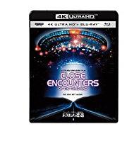 【新品】未知との遭遇 40周年アニバーサリー・エディション 4K ULTRA HD ブルーレイセット [4K ULTRA HD + Blu-ray]