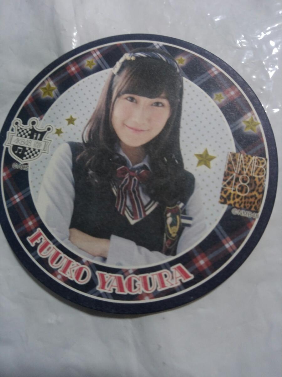 NMB48 矢倉楓子 コースター