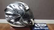 Arai VECTOR HAWK アライ ベクター ホーク フルフェイス ヘルメット Lサイズ 綺麗な商品!! 売切り!!