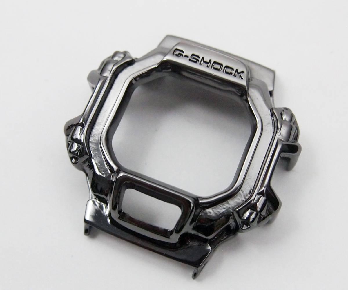 【1円スタート】G-shock DW-8100 専用 ガンダム メタル ブラック カスタム ベゼル 送料無料 gundam 全4色