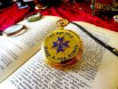 1908年のIWCのアンティーク懐中時計 14金無垢 14K 手巻き 機械式 ヴィンテージ ゴールド レトロ INTERNATIONAL WATCH CO SCHAFFHAUSEN
