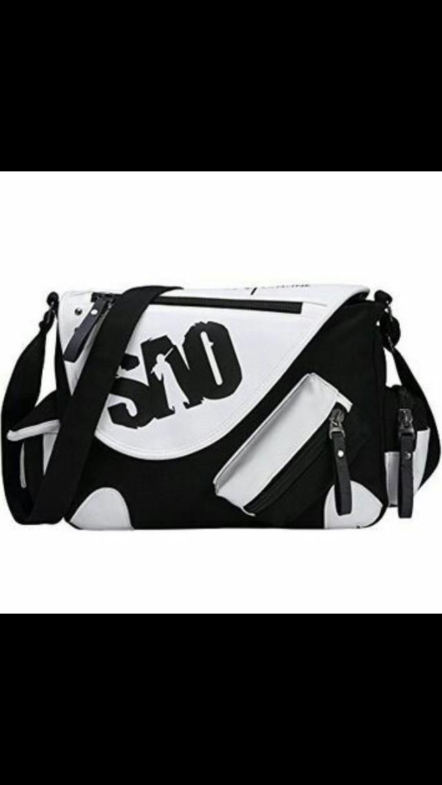 SAO ソードアートオンライン ショルダー バッグ かばん コスプレ グッズの画像