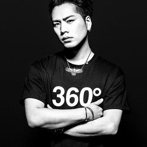 即発送可能★新品★PKCZ Tシャツ★ブラック S 登坂広臣 三代目 JSB