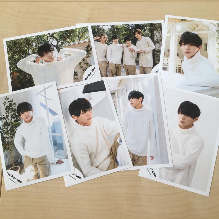 Hey!Say!JUMP 公式写真 山田涼介 ② コンサートグッズの画像