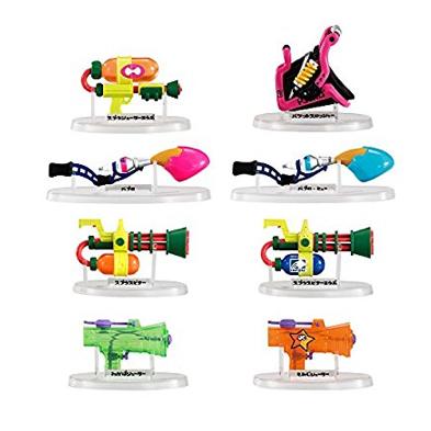 未開封 スプラトゥーン 武器 ブキ コレクション 2 ブキコレクション 8個入り スイッチ Switch コレクション グッズの画像