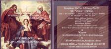●【MYTHOS盤】ジョージ・セル/ベートーヴェン:交響曲第9番他2CD