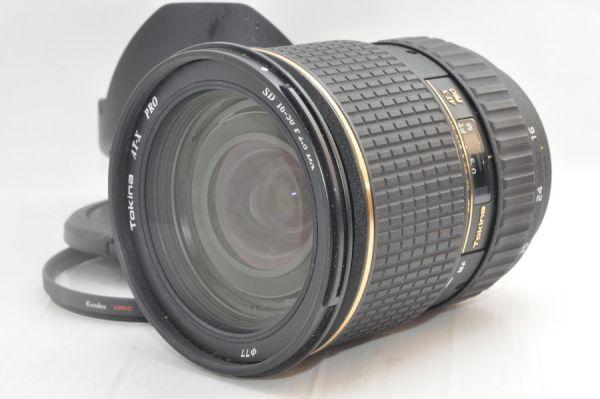 ★新同美観★TOKINA AF AT-X 16-50mm F2.8 PRO DX nikon #4619