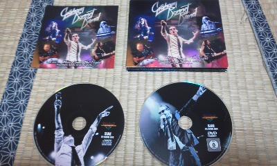国内DVDプレイヤー再生可能 CD/DVD グラハム・ボネット Graham Bonnet Band-Live...Here Comes The Night Rainbow/MSG/Yngwie/Alcatrazz ライブグッズの画像