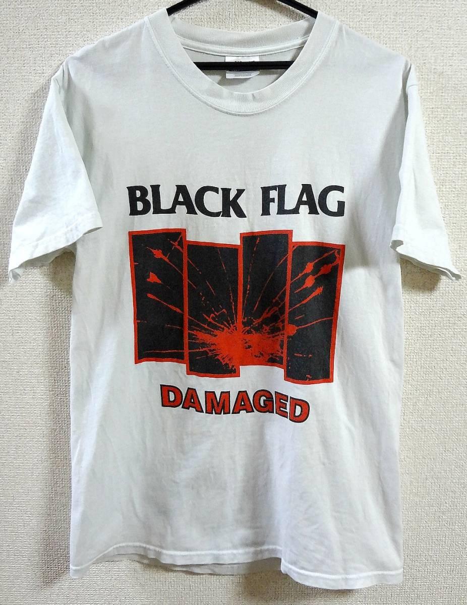 Black Flag - Damaged Tシャツ, Off!,Minor threat,Bad Brains,Descendents,Gang Green