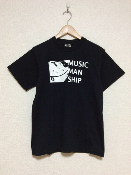 そ107 コブクロ 2004 ライブTシャツ S MUSIC MAN SHIP 初期 レア ライブグッズの画像