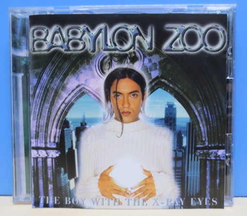 BABYLON ZOO バビロンズー / THE BOY WITH THE X-RAY EYES 輸入盤_画像1