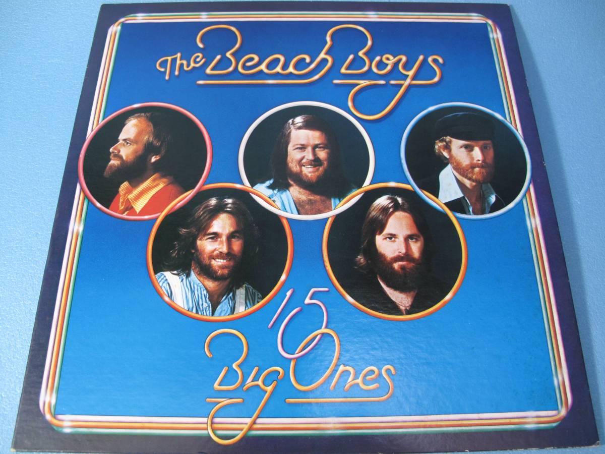 THE BEACH BOYSビーチ・ボーイズ/偉大なる15年 LP
