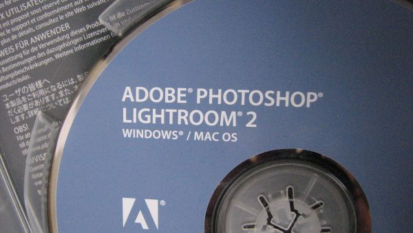 ★ADOBE PHOTOSHOP LIGHTROOM2