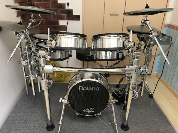 ★☆【売り切り・即決あり】超美品! Roland(ローランド)Vドラムキット V-Drums V-Pro