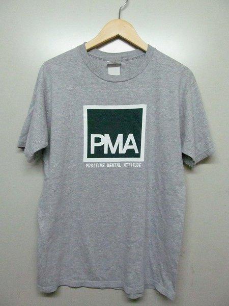 KEMURI ケムリ PMA Tシャツ 灰 M b4636