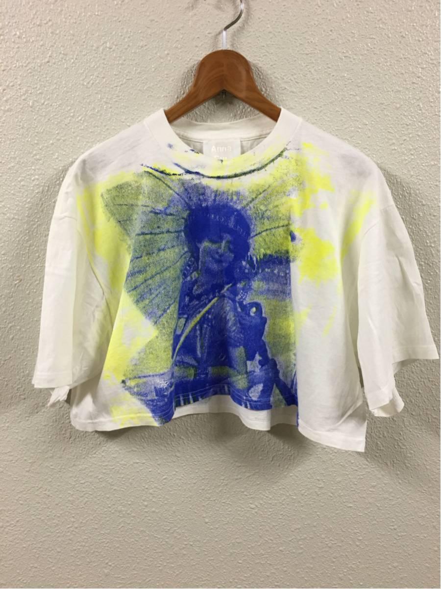 ★90'sヴィンテージ アナスイ ANNA SUI ニューヨークNew York NYC 1992 初期 超希少★ コンサートグッズの画像
