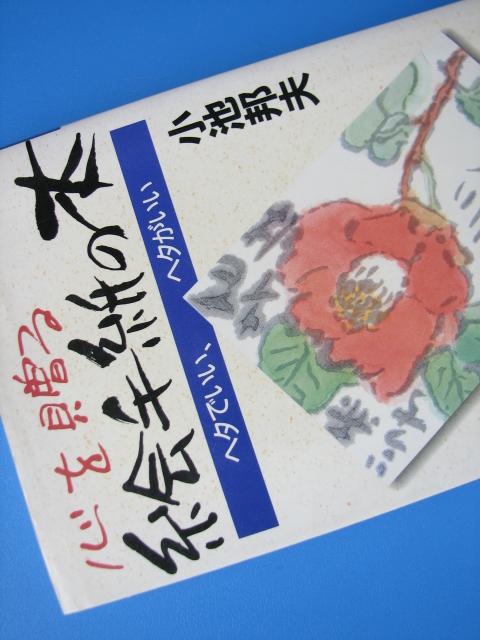 ♐ ◆絵手紙◆ヘタでいい、ヘタがいい◆心を贈る 絵手紙の本◆小池邦夫 著◆_画像2