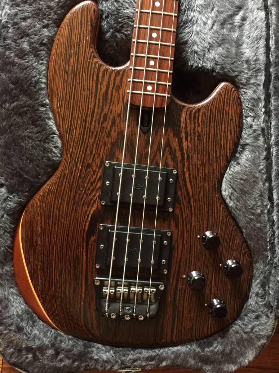 Wal custom bass Mach 1 1989