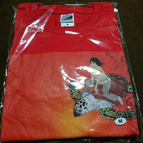 新品 スピッツ 結成30周年記念 ジャケT祭 限定 Tシャツ ⑭ 『 スーベニア 』 Mサイズ (受注生産商品)