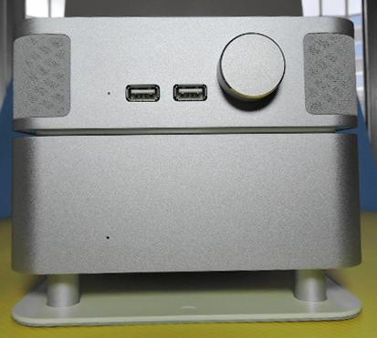 【期間限定値下げ】旧Mac mini★アンプ内蔵スピーカーシステム+ウーファーのセット★グリーンハウス