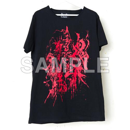 DIR EN GREY ツアー2017 mode of MACABRE 羅刹Tシャツ Sサイズ 新品未開封品 ライブグッズの画像