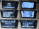 美品動作保証/トヨタ純正人気高級SDメモリーナビ2014年/ NSZT-W64/TV地デジフルセグ内臓/Bluetooth/CD/DVD/AUX.SD対応/動作品激安売切り