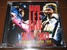 ★DAVID LEE ROTH - CASTLE CRAZY: OSAKA 1988 1ST NIGHT