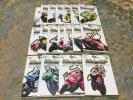 MotoGP 2006年 ガイド+全17戦 DVD19枚