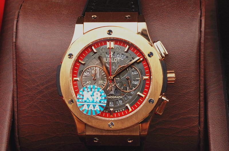 新品 ウブロ HUBLOT メンズ腕時計
