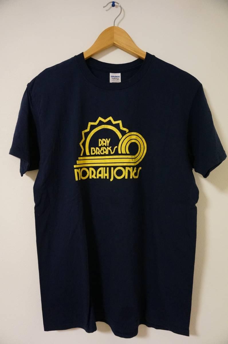 ノラジョーンズ NORAH JONES デイブレイクス DAY BREAKS コンサート Tシャツ