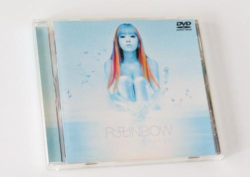 【高音質盤】DVD AUDIO/VIDEO 浜崎あゆみ/RAINBOW(保存版) ライブグッズの画像