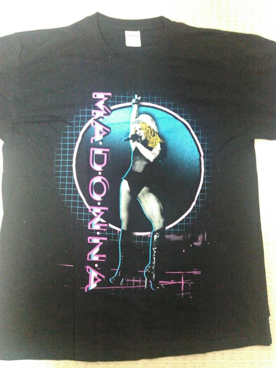 madonna Tシャツ マドンナ ツアー ライブグッズの画像