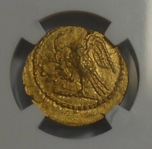 古代ギリシャ コソン スターテル金貨 NGC MS_画像2