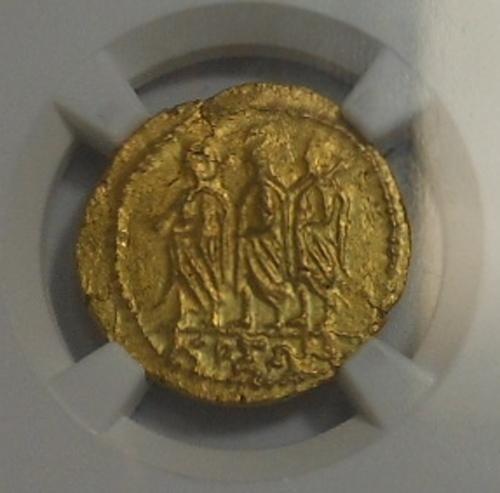 古代ギリシャ コソン スターテル金貨 NGC MS